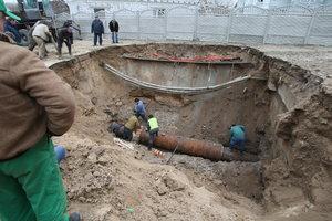 """""""Киевводоканал"""" порадовал: на Отрадном поменяли канализацию за 106 млн гривен"""