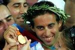 Фридман с медалью