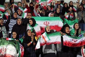 В Иране хотят запретить женщинам посещать футбольные матчи