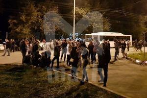 Массовое убийство студентов в Керчи: появились новые видео очевидцев (18+)