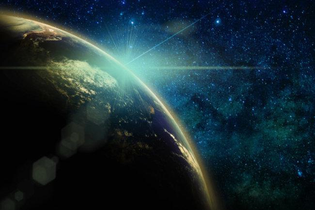 Накраю Вселенной обнаружили огромный  объект