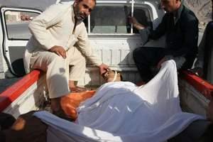 Теракт в Афганистане: погибли два мирных жителя, трое солдат НАТО ранены