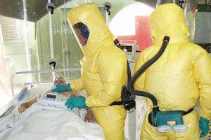 От вируса Эбола погибли 142 человека в Конго