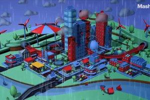 Нефтяная компания Shell сняла видео о том, как электромобили изменят мир