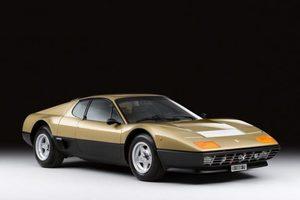Уникальный золотой Ferrari пустят с молотка