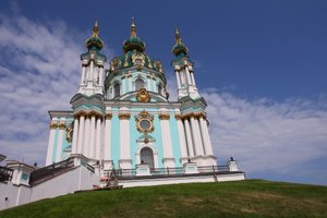 Рада передала в пользование Вселенскому патриархату Андреевскую церковь