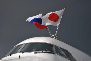 Токио протестует против военных учений России