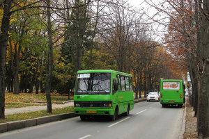 В Харькове подорожает проезд в маршрутках