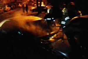 "Во Львове ""жертвами"" огня стали два автомобиля"