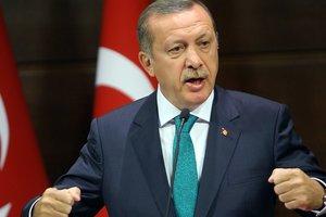 Президентский конфуз: Эрдоган уснул на встрече с президентом Молдовы