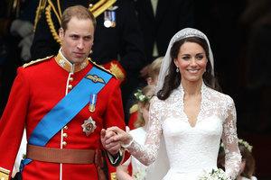 Всего лишь 200 долларов: H&M выпустил копию свадебного платья Кейт Миддлтон