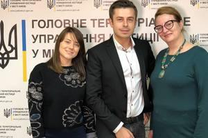 """Ведущий канала """"Украина"""" принял участие в акции """"Остановим буллинг вместе"""""""