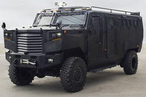 Американцы показали новый бронеавтомобиль для военных, который может пережить атомную войну