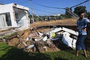 На Тунис обрушились мощные ливни: в результате наводнения погибли пять человек