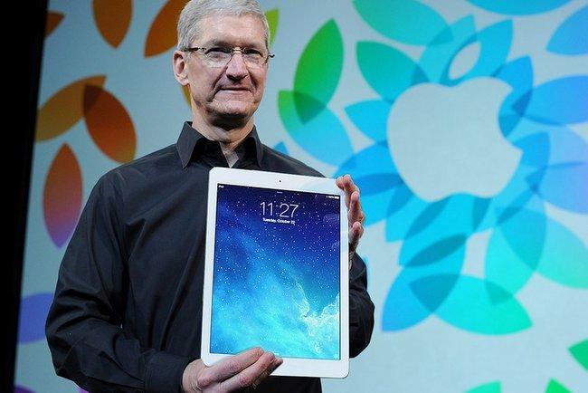 Apple готовится показать iPad нового поколения