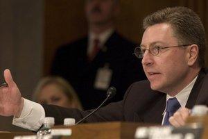 Волкер объяснил, кто в США принимает ключевые решения по усилению санкций против РФ