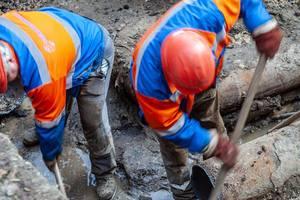Горячая вода в Киеве: за несколько дней прорвало 300 труб