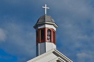 В США попытались сжечь церковь с 50 людьми