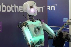 На выставке в Токио показали самых современных роботов
