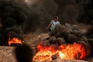 Столкновения на границе Израиля и сектора Газа: более сотни раненых