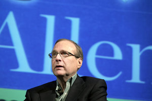 Названа причина смерти сооснователя Microsoft Пола Аллена