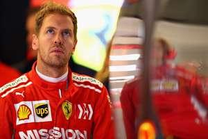 Хэмилтон снова лучший, Феттель теряет три позиции на Гран-при США
