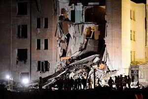 Стали известны подробности взрыва на пиротехническом заводе в России