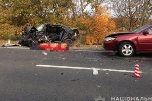 Смертельное ДТП на трассе Одесса-Рени: столкнулись сразу пять автомобилей