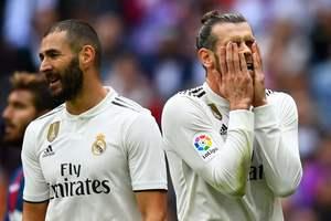 """""""Реал"""" сенсационно проиграл """"Леванте"""" на своем поле: видео голов и моментов"""