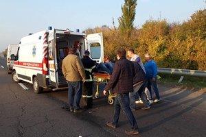 Одна из пострадавших в ДТП на трассе Киев-Одесса девочек умерла в больнице