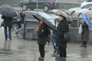 Сегодня в Украине существенно похолодает: синоптики уточнили прогноз погоды