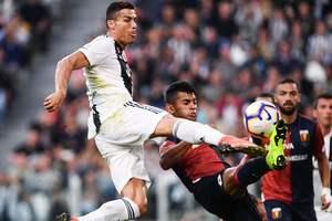 Криштиану Роналду с новым рекордом: португалец забил 400 голов в топ-чемпионатах