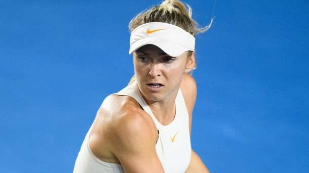 Элина Свитолина сыграет наитоговом чемпионате теннисисток WTA вСингапуре