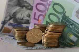 В Украине резко подорожали доллар и евро