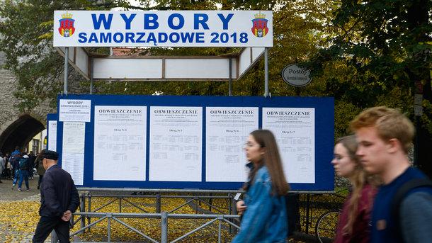 Екзит-поли: Навиборах уПольщі перемагає правляча партія Качинського