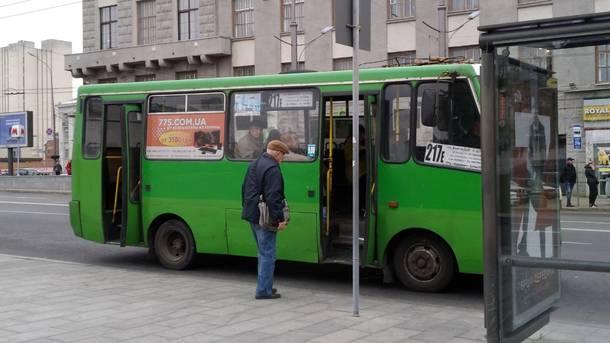 ВКиеве снова подорожает проезд вмаршрутках