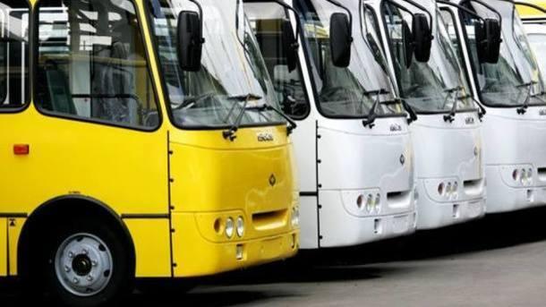 ВКиеве маршруточники вновь подымают цены напроезд