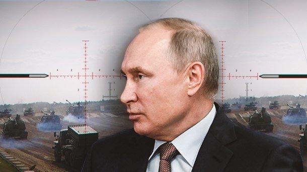 "Владимир Путин. Коллаж ""Сегодня"""