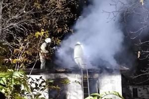 Жуткий пожар вспыхнул в Кировоградской области: погибли два человека