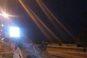 В Житомирской области мужчина угнал легковушку и устроил ДТП
