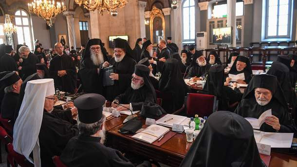Филарет подтвердил готовность возглавить единую украинскую церковь— АСН