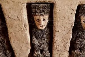 Археологи в Перу нашли 800-летние языческие обереги