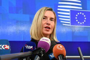 Могерини: ЕС продолжит давление на РФ для уважения международных законов и конвенций