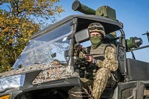 """Не боятся грязи и сложного рельефа: бойцы ВСУ получили вездеходы для ПТРК """"Стугна"""", фото"""
