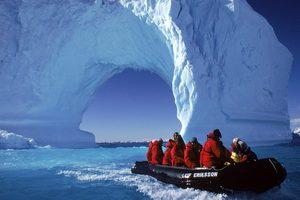 В Антарктиде зафиксировали пугающие звуки