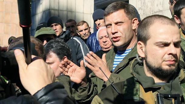 Захарченко вели: боевики выдали новые данные оликвидации главаря ДНР