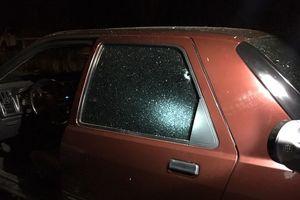 В Сумской области расстреляли автомобиль руководителя охранной службы