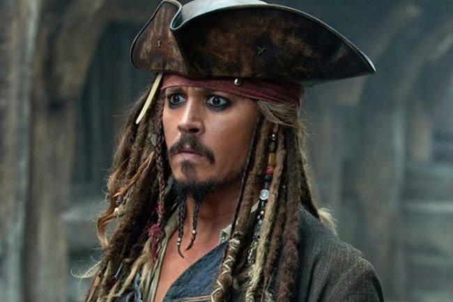Пираты Карибского моря переснимут без Джонни Деппа - СЕГОДНЯ джонни депп сегодня