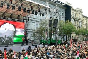 """Скандальная чиновница с Закарпатья рассказала в Будапеште, как украинцы """"притесняют"""" венгров"""