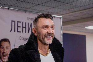 Официально: Сергей Шнуров снова женился